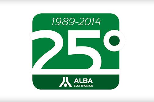 Alba PCB 25 anni