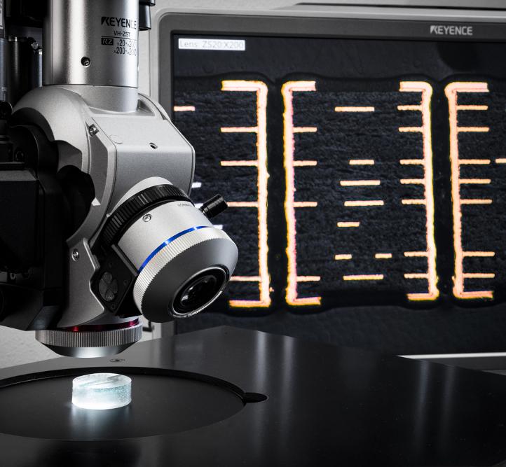 microscopio Alba PCB