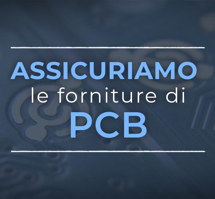 Fornitura PCB Alba